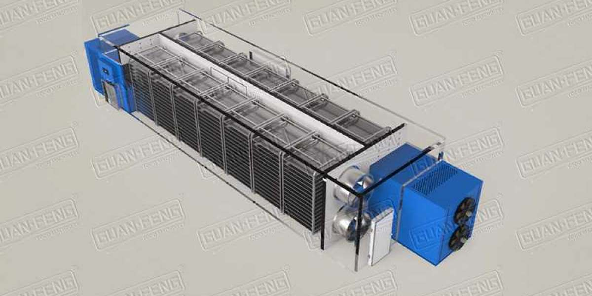 How Does Vegetable Drying Machine Work