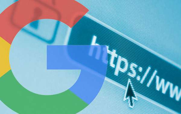 How does google find out if a hyperlink is large or paid?