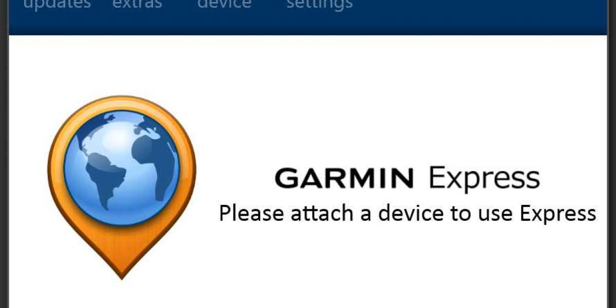 Connectivity of Garmin (Garmin Express Updates)