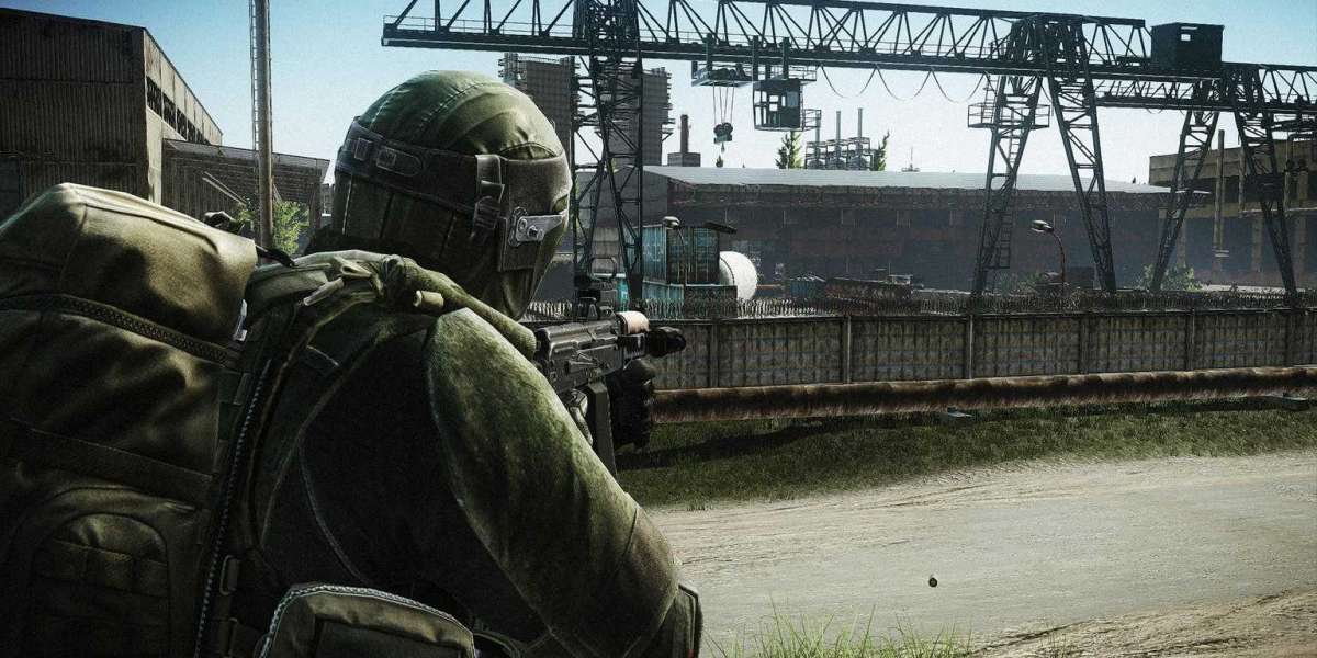 Escape from Tarkov continues to be in aboriginal