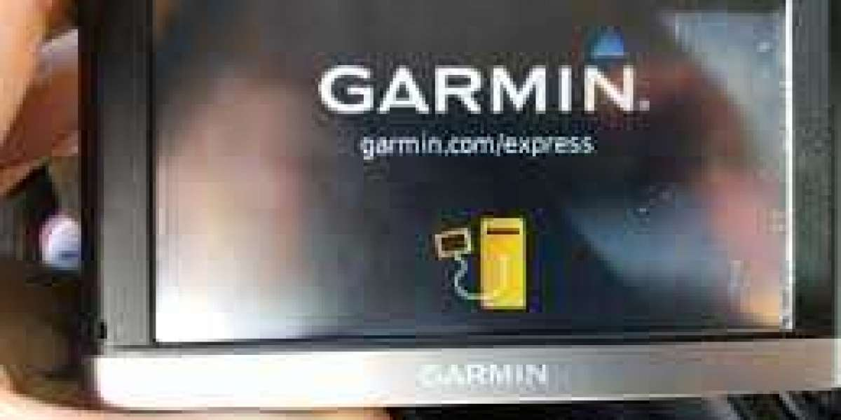 Resolved To Garmin express update problems