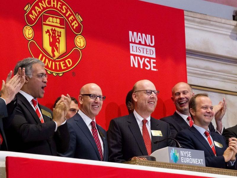Avi Glazer - Ông chủ mới của CLB bóng đá Manchester United