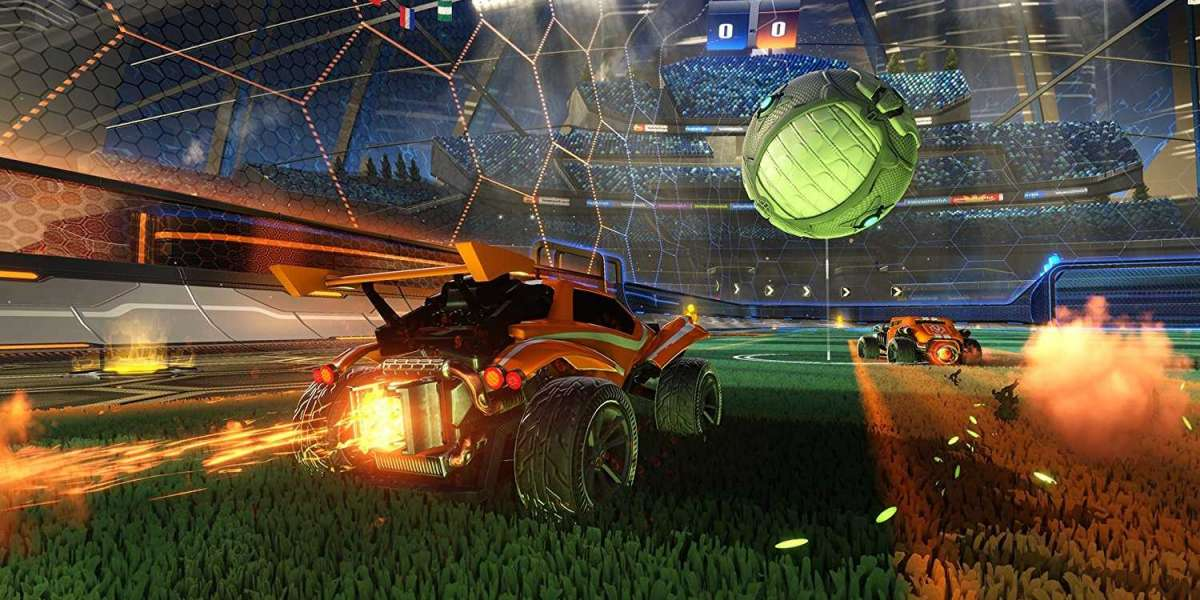 Rocket League developer Psyonix arise the soccer