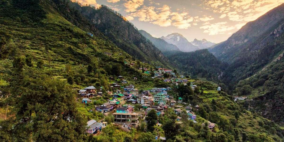 List of Best 7 Tourist Places in Himachal Pradesh on Snowfall Season