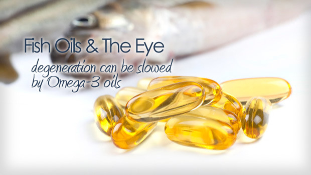 Is Omega–3 Fish Oil Good For Your Eyes Health