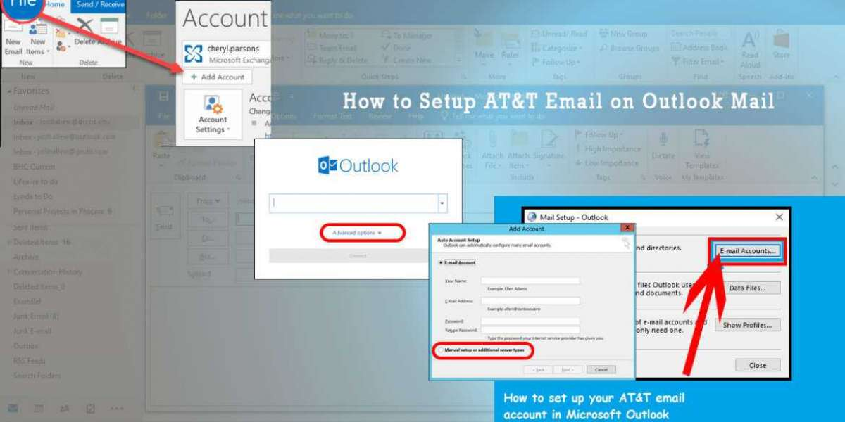 Why do we use Att Email?
