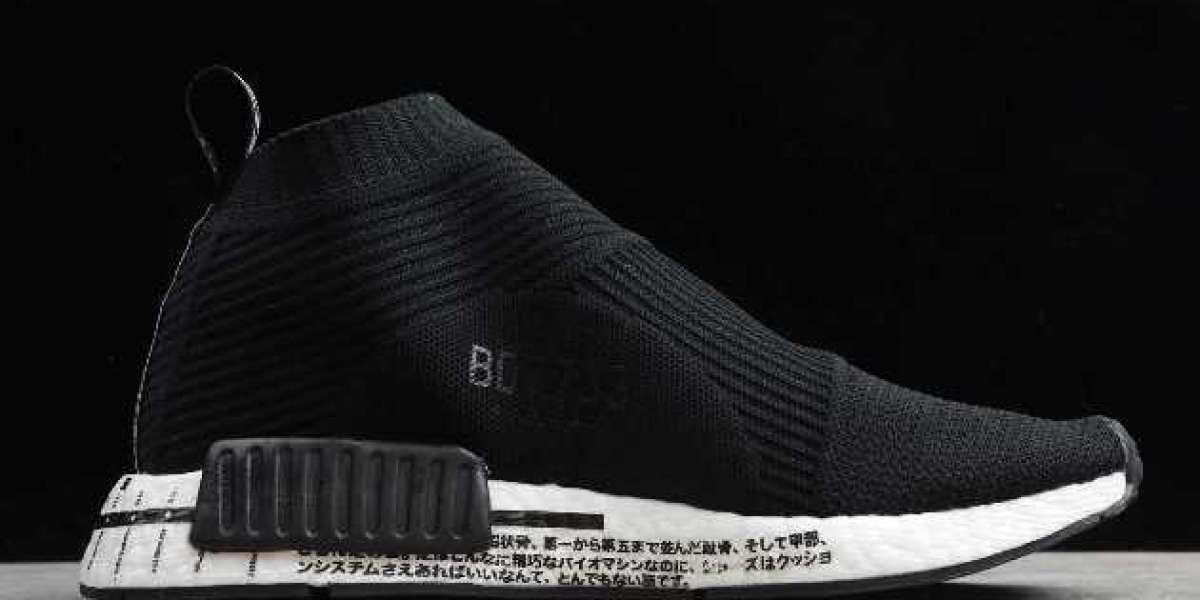 2020 adidas NMD City Sock Timeline Black BD7731 For Sale