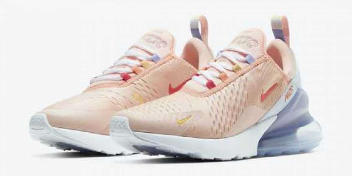 Buy Best Price Nike WMNS Air Max 270 Washed Coral