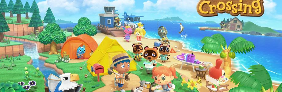 Artwork in Animal Crossing Cover Image