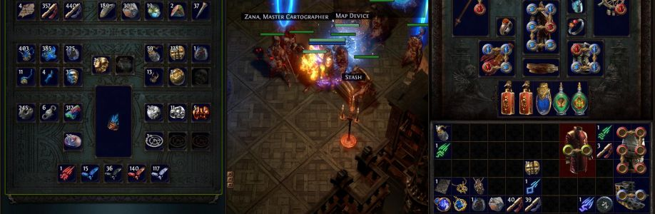 There are tons of players who would like to buy them in Path of Exile Cover Image