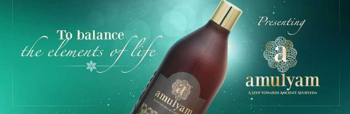 Amulyam Ayurveda Cover Image