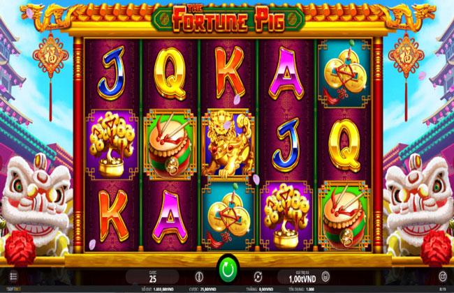 Fortune Pig - Biến thể hấp dẫn nhất của tựa game Fortune - Casino 7Ball - Sòng bài online uy tín số 1 Việt Nam