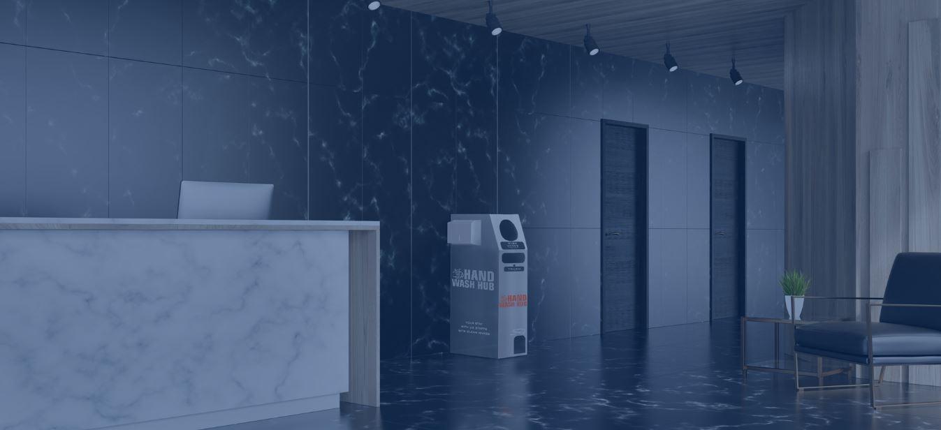 Portable Hand Washing Station Los Angeles, CA — Hand Wash Hub