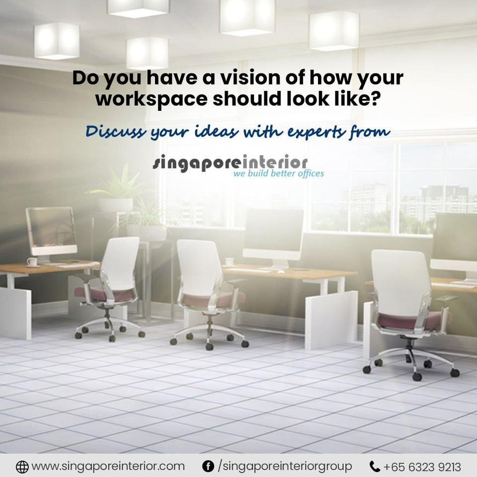 The Finest Office Renovation Contractor in Singapore - Singapore Interior Design Firm