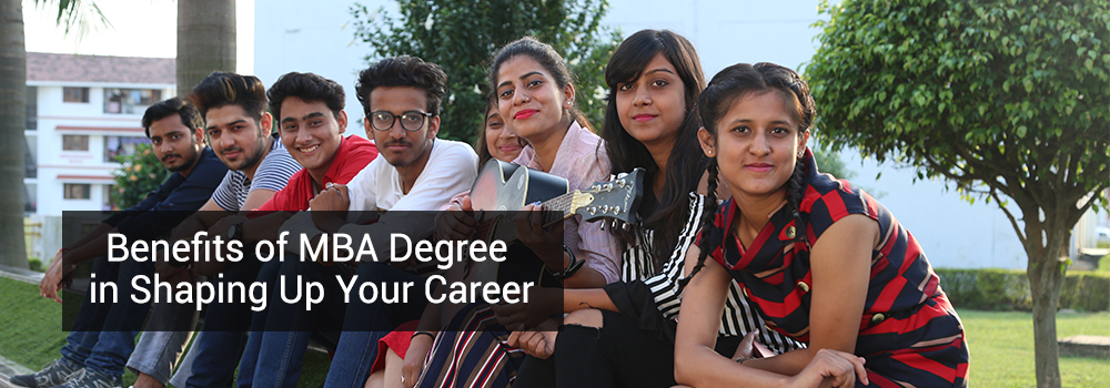 Benefits of MBA Degree in Shaping Up Your Career - Tula's Institute