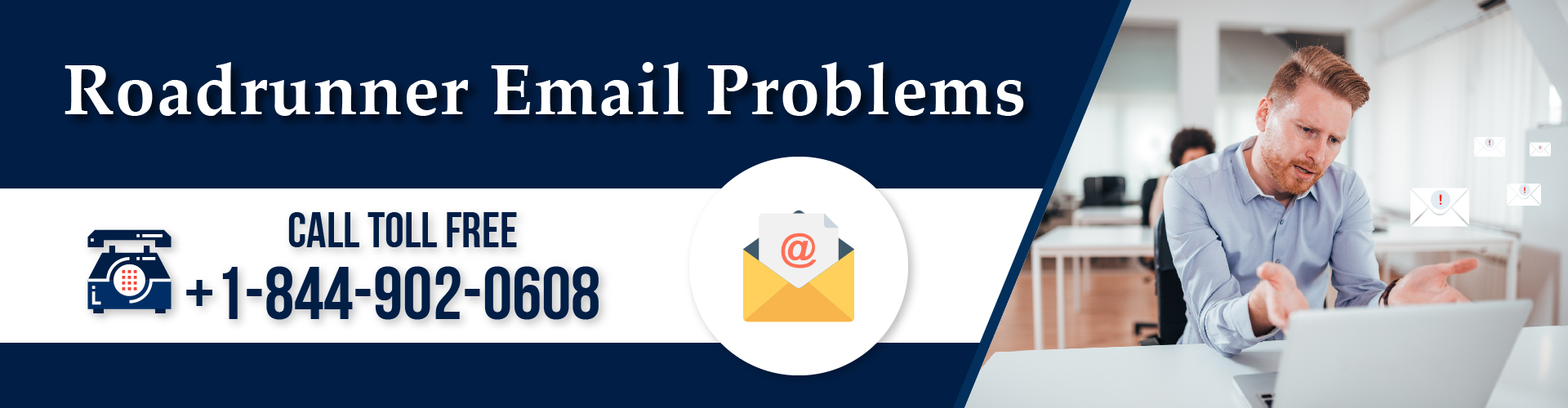 Fix Roadrunner Email Problems   Call For Help +1-844-902-0608
