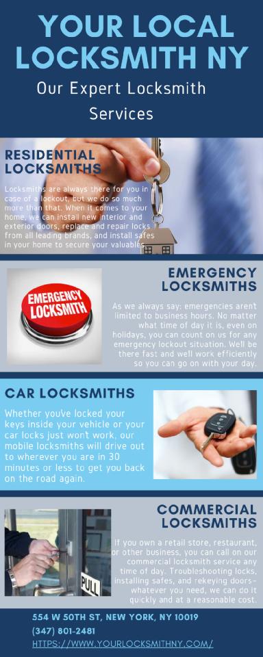 Your Local Locksmith NY Service