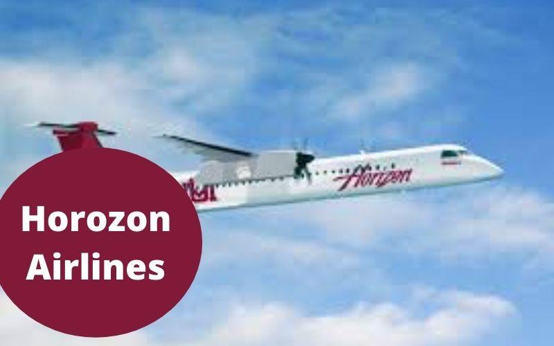 Horizon Airlines Reservations, Book Cheap flight online & get 30% OFF