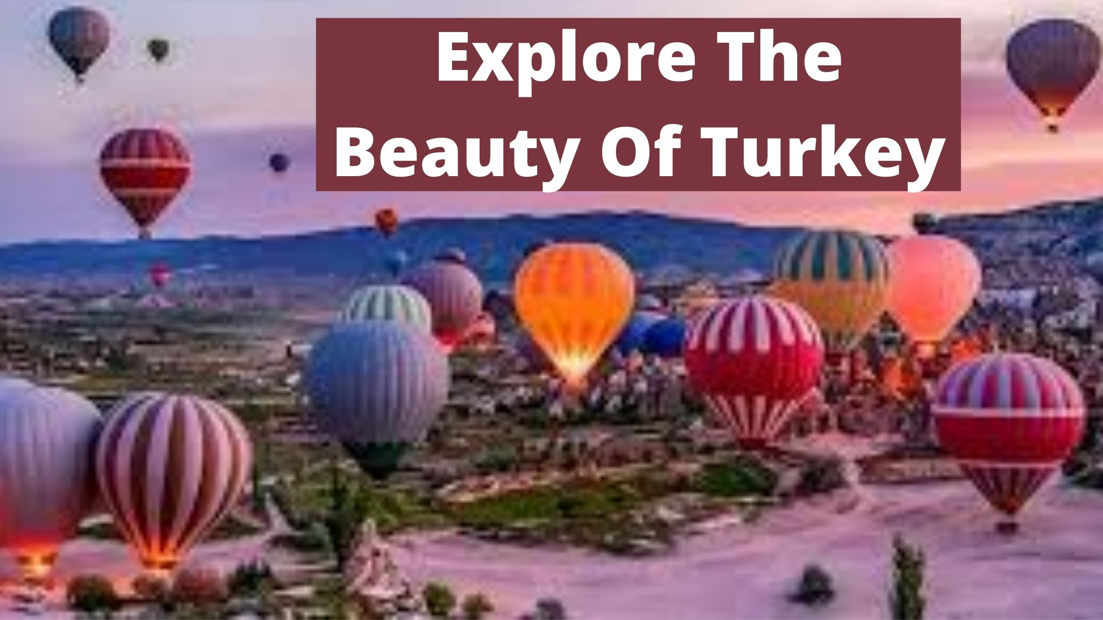 Top Tourist Attractions In Turkey | ReservationsNumber