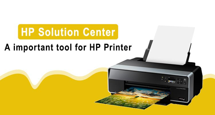 Hp Solution Center | +1-888-653-9471 Install Hp Printer Instantly