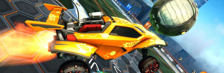 Rocket League has numerous vehicles of various shapes and styles Cover Image