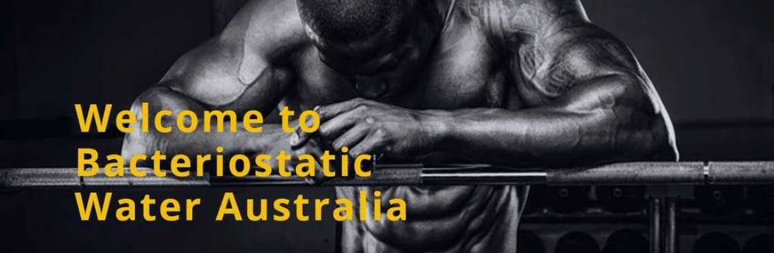 Bacteriostatic Water Australia Cover Image