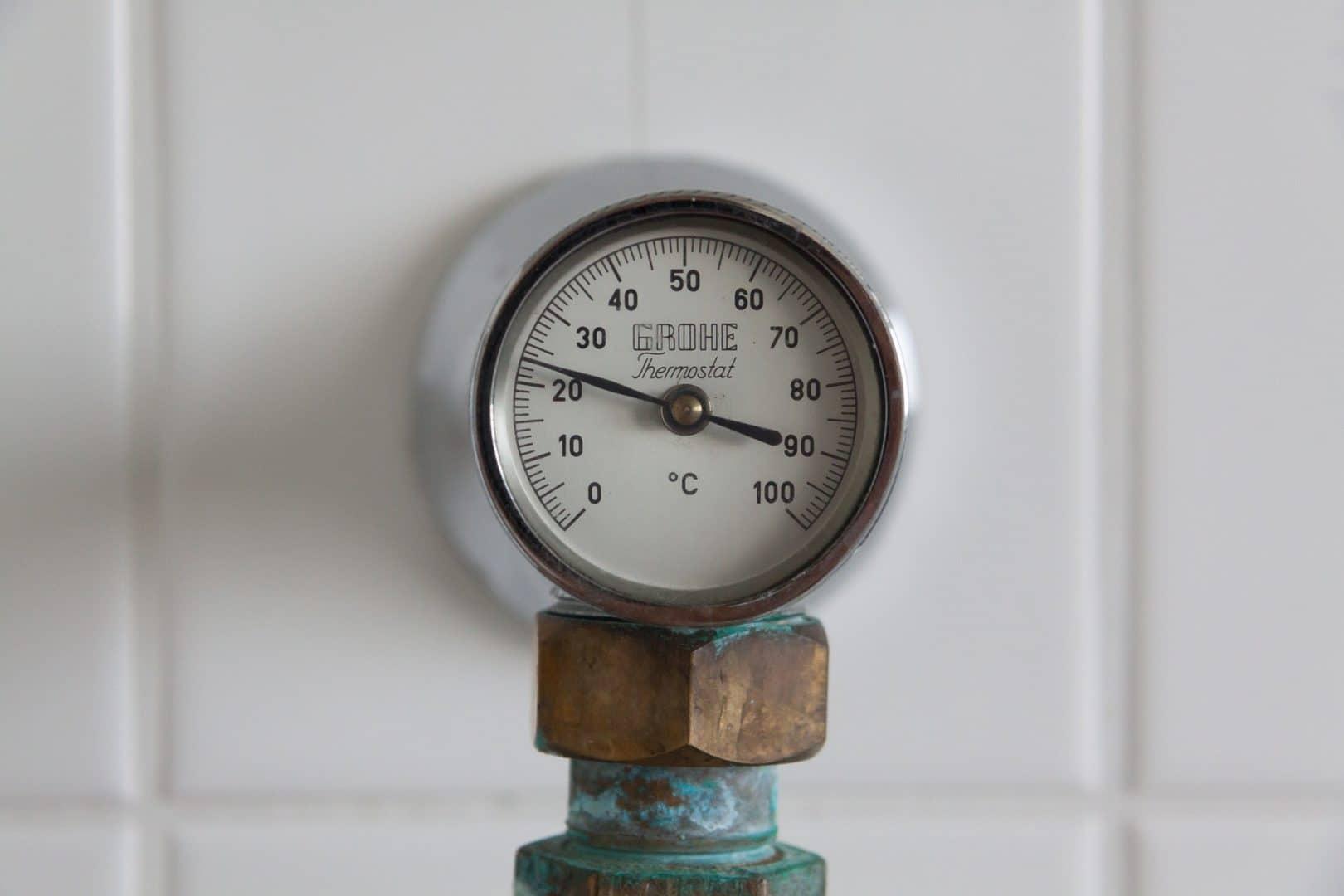 Water Pressure | Low Water Pressure | WPJ Heating