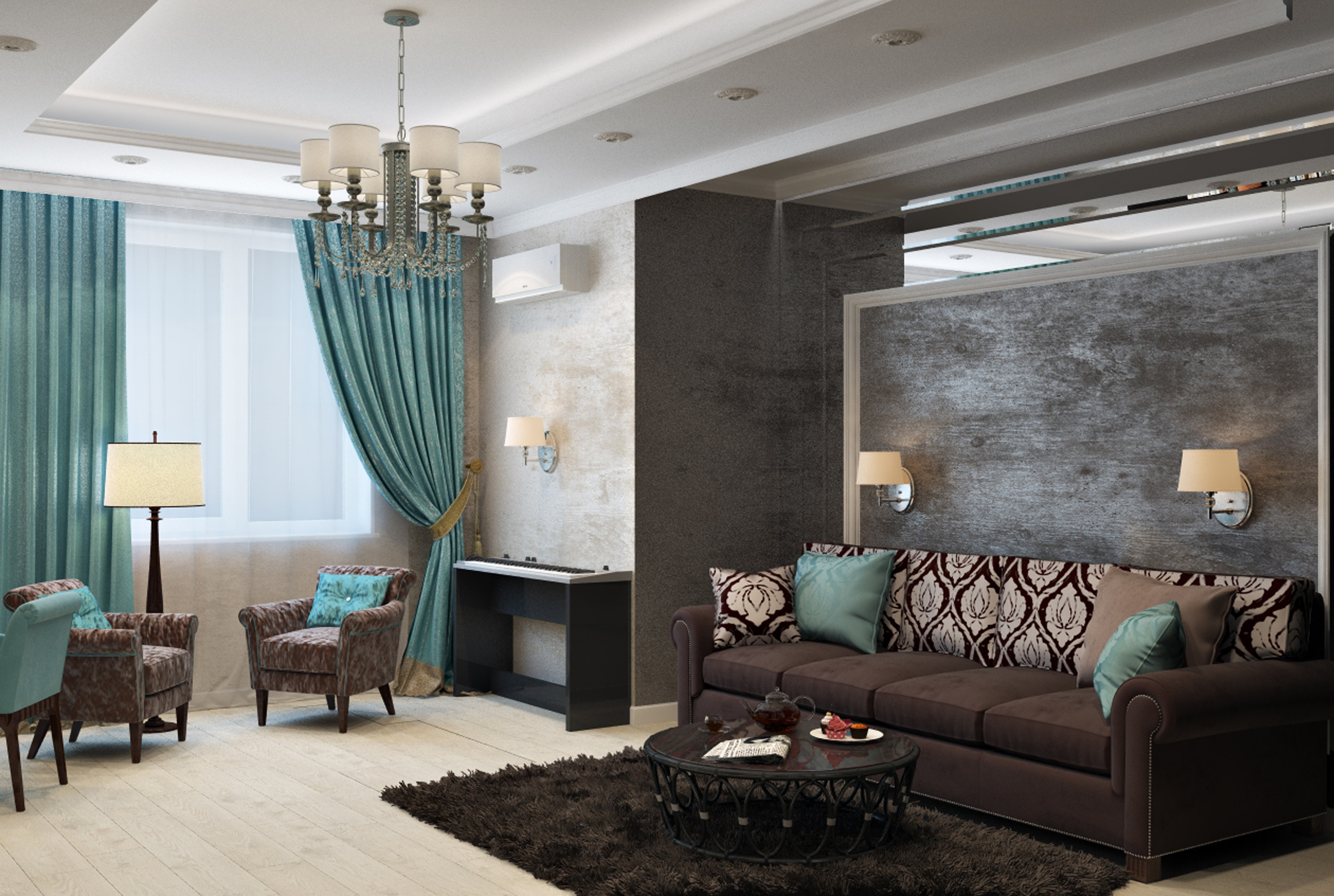 Incorporating Chandeliers To Add Charm To Your Interiors!