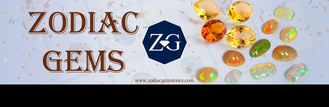 Zodiac Gems Cover Image