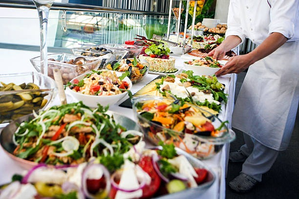 Ways to cater your event within budget – Telegraph