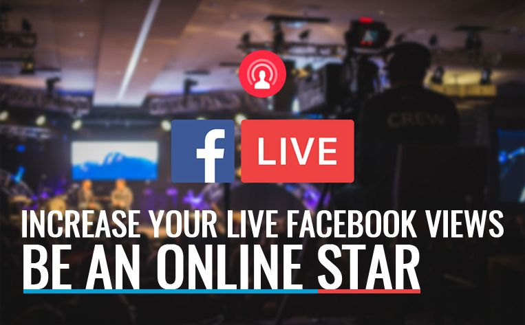 Buy Facebook Live Views & Guaranteed Cheapest Price Real Stream Viewers