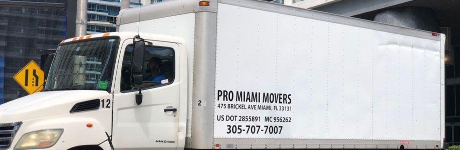 Pro Movers Miami Cover Image