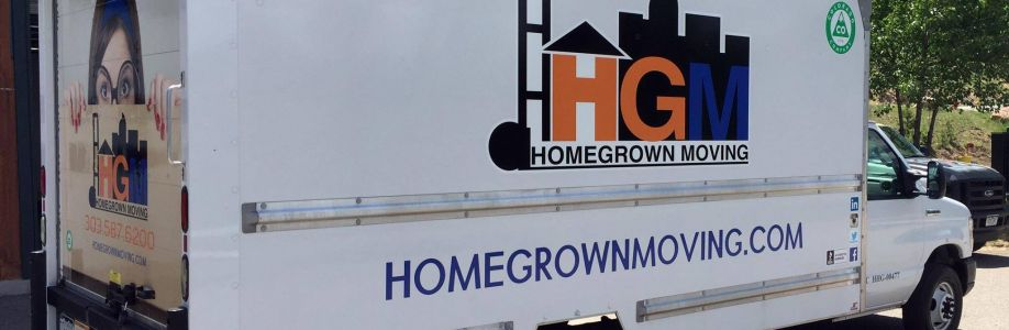 Homegrown Moving Company Cover Image