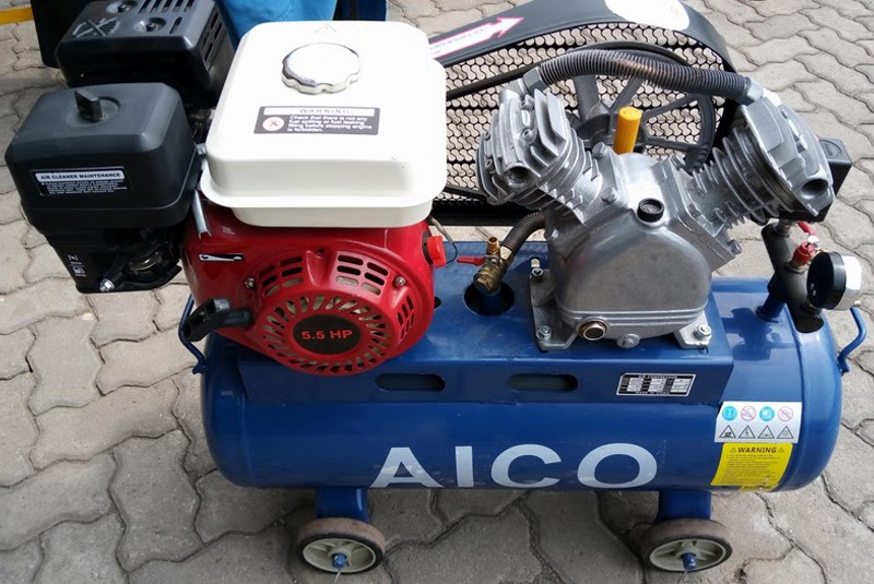 Types of Air Compressors – Which one is the best for you