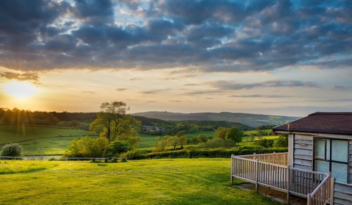 Holiday Lodges in Shropshire – Moonrise Lodges