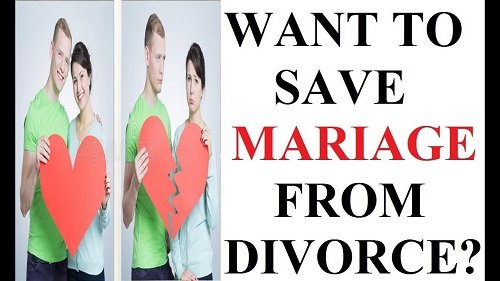 Dua To Save Marriage From Divorce - Dua To Stop Divorce
