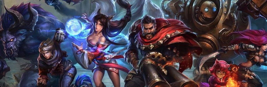 The League of Legends animated series is coming to Netflix this autumn Cover Image