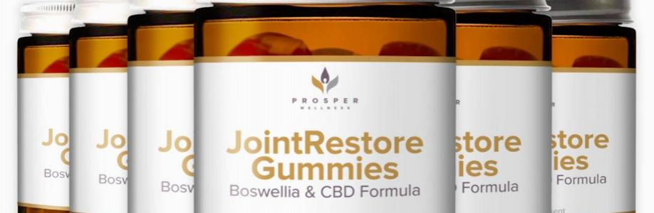 Joint Restore Gummies Review Cover Image
