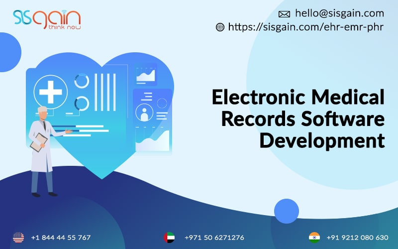 The Role of Electronic Medical Records in Telehealth – Web and Mobile App Development Services
