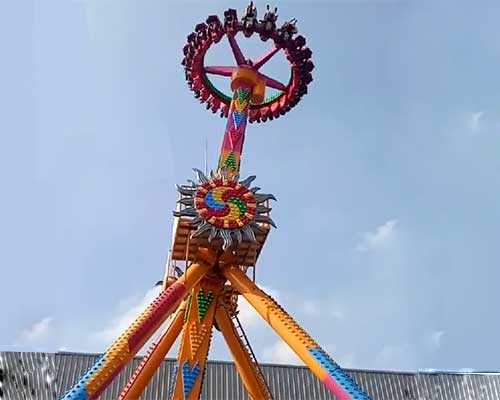 Beston Thrill Rides for Sale - Top Quality Extreme Amusement Park Rides