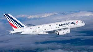 Where does Air France fly?