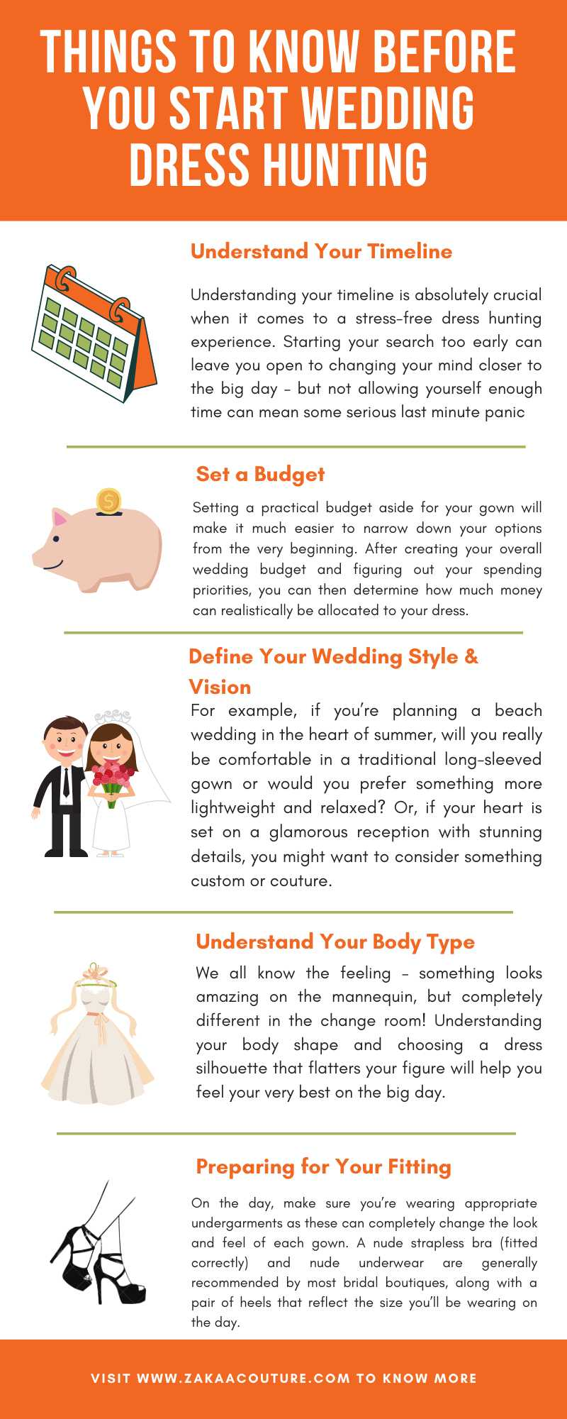 Things To Know Before You Start Wedding Dress Hunt..