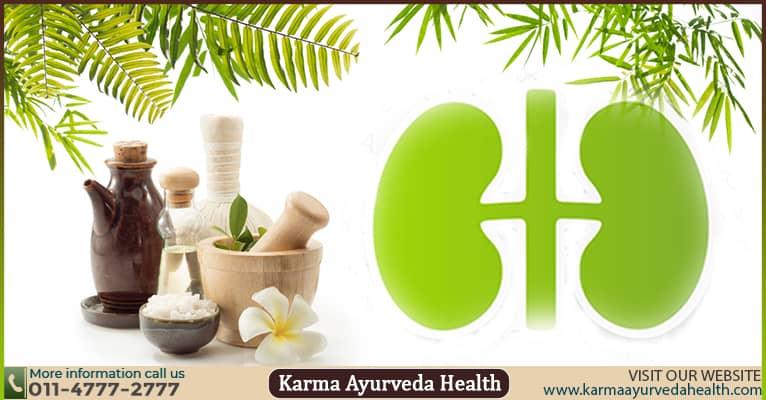 Ayurvedic medicine for kidney cyst